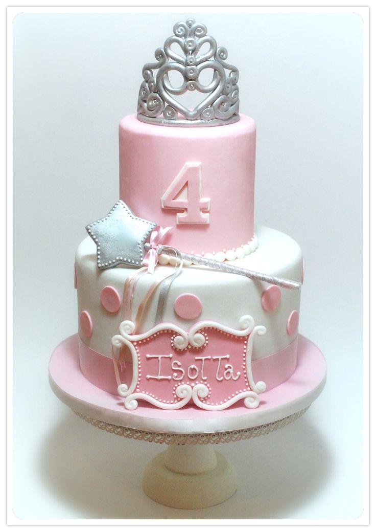 Princess Crown Cake The Cakes Frozen Birthday Cake