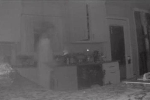 Výsledek obrázku pro Jennifer Hodge and ghost photo