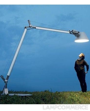 Artemide Tolomeo XXL floor lamp Lights & Lamps - LampCommerce