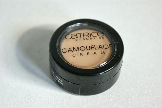 kasia banaszak: Catrice Camouflage Cream - 010 Ivory
