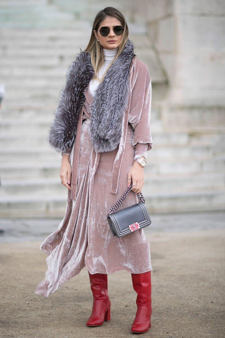 Stylish Ways To Wear Glam Outfit For Winter Looks  #winter #style #fashion #winteroutfit #glamoutfit #winterstreetstyle