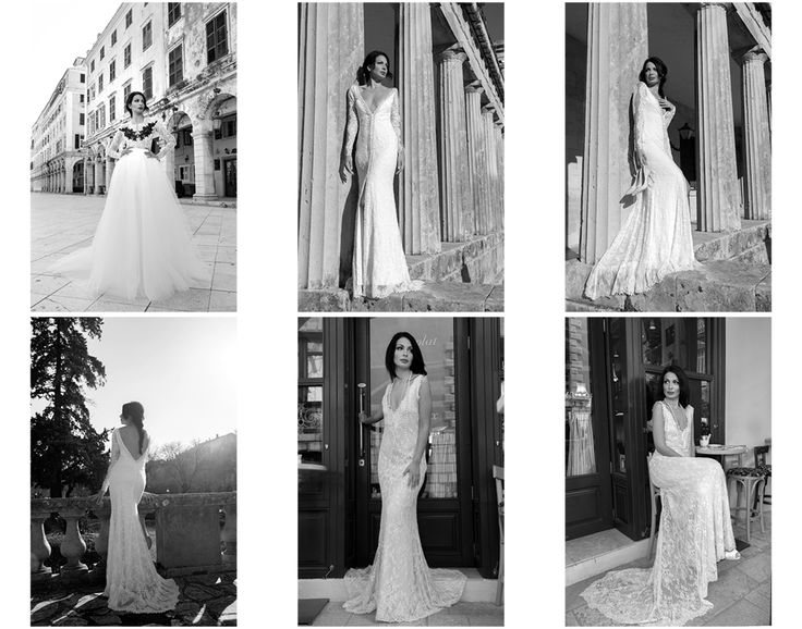 Bridal Collection Marianna Kastrinos 2015.