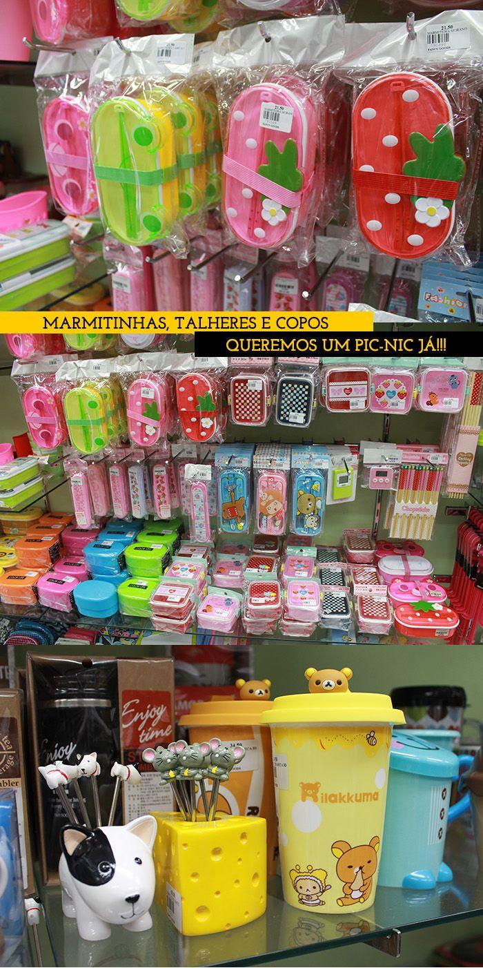 fancy goods - loja de coisas fofas (e papelaria) -- Liberdade, SP