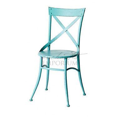 Blue Thonet Chair - Hire