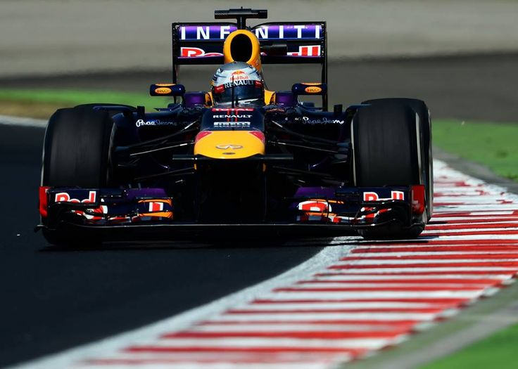 Budapest | Hungarian Grand Prix - Vettel completes Red Bull's Friday clean sweep at #Budapest  #Formula1 credit: #Hungaroring view on Fb https://www.facebook.com/BudapestPocketGuide