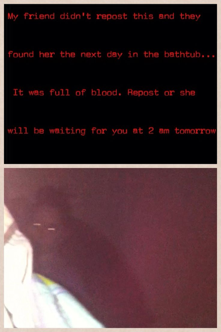 Sorry guys but these scare me so much.
