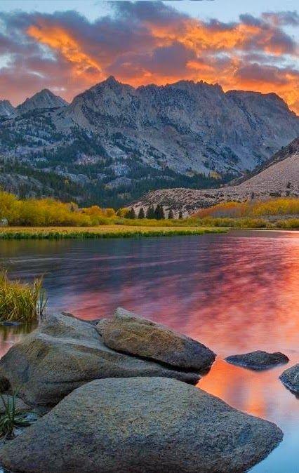 Parque Nacional de Eldorado, Obispo, California