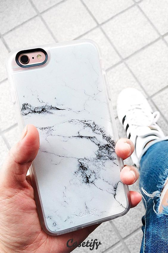 Click through to see more marble protective iPhone 6 phone case designs >>> https://www.casetify.com/marble-iphone-case | @casetify