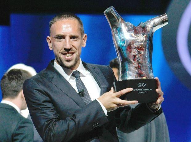 Totally earned the Best European player  Award.