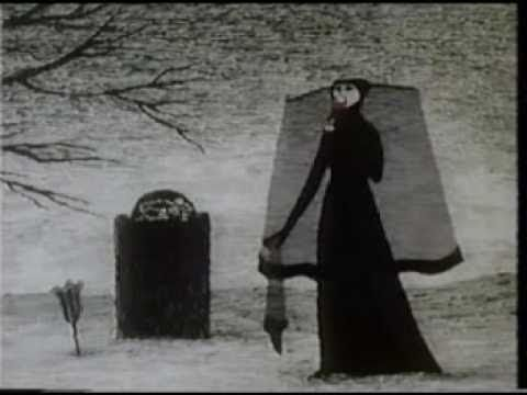 Edward Gorey Opening Animations for PBS Mystery!