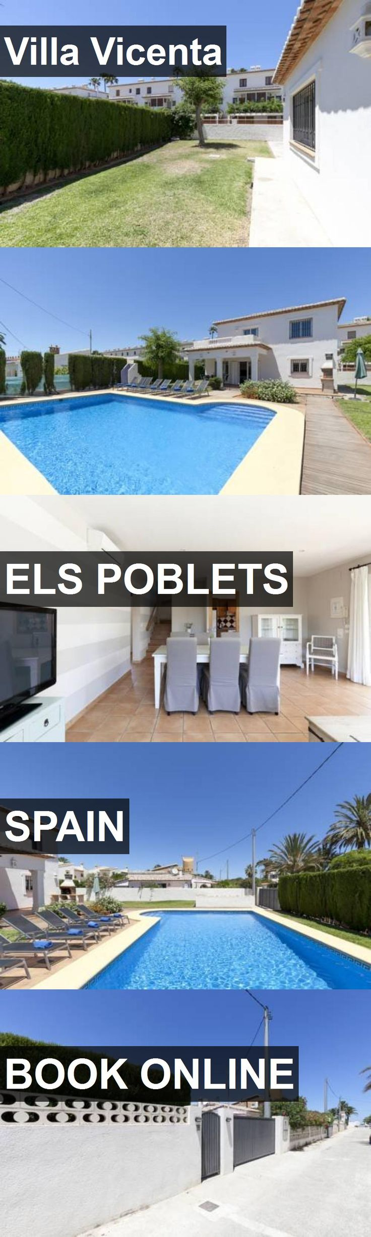 Hotel Villa Vicenta in Els Poblets, Spain. For more information, photos, reviews and best prices please follow the link. #Spain #ElsPoblets #travel #vacation #hotel