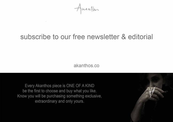 subscribe now www.akanthos.co