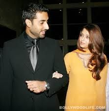 Image result for abhishek bachchan with aishwarya baby
