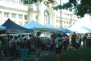 Main Street Station Market Wednesday: 3:00pm-7:00pm 1100 Block of Station Street , Vancouver