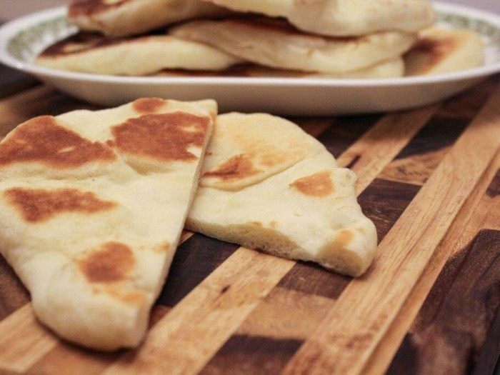 Take Out Fake Out: Homemade Naan Bread