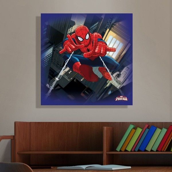 Marvel Wood Wall Decor : Ideas about marvel wall art on