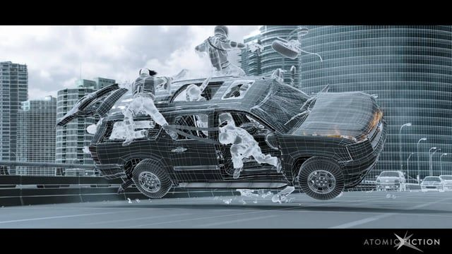 """""""Deadpool"""" marks the beginning of a new era for superhero films, and one sequence in particular was key to setting the tone. This is an in-depth VFX breakdown reel showcasing the behind-the-scenes efforts by the Atomic Fiction team. The work involved creating computer generated characters, vehicles, and an entire urban environment, for the thrilling car chase that kicks off this new franchise!  Special thanks to Tim Miller, Jonathan Rothbart, our friends at Blur, and 20th Century Fox for…"""