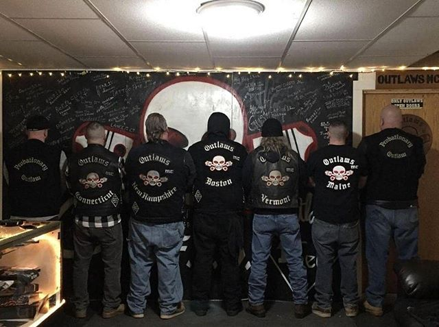 outlawsmcworld | Outlaws MC  | Biker clubs, Biker, Motorcycle