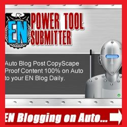 EN Power Tool Submitter, the tool that increased my blog traffic by 762% Right now you can try it too for just $1