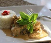 Thai Chilli Chicken and Basil