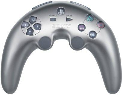 Control DualShock Boomerang - 2005