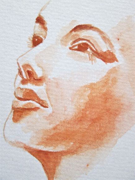 Face of a woman (387)