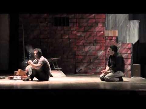 ''DUVAR''  TİYATRO    Yazan : Muzaffer İZGÜ  Yöneten : Erdal YILDIRIM  Yönetmen Yardımcısı : Çağla YORULMAZ  Işık & Ses Tasarımı : Aytaç ÜNKER  Sahne Dekor Tasarımı : Ümit ÜNKER  Müzik Soundtrack : BAX 3    Oynayanlar : Ümit ÜNKER - Gökşin AKSAN    Tiyatro ''TİYATRO'' sunar.  www.tiyatro.com.tc  tiyatro@tiyatro.com.tc
