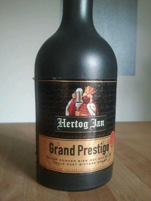 Hertog Jan - Grand Prestige. 10%, Cat.S