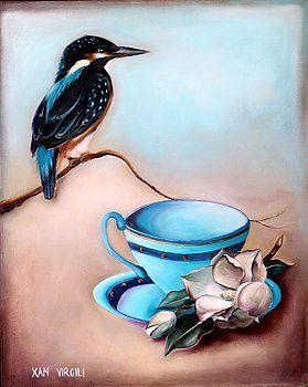 """Serendipity"" Oils - Painted by Xan  Virgili. Original Sold. Orders and enquiries @xanvirgili88@gmail.com"