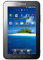 Samsung P1000 Galaxy Tab specifications