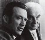 Dion and Richard Neutra