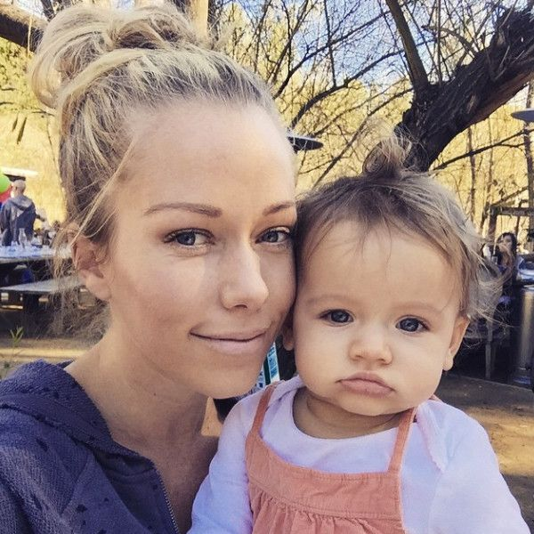 Kendra Wilkinson-Baskett Reveals 9-Month-Old Daughter Alijah Is Crawling!  Kendra Wilkinson-baskett, Instagram