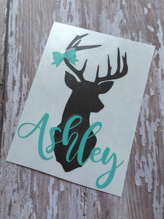 Best Decals Images On Pinterest Vinyl Decals Yeti Decals And - How to make vinyl monogram decals with cricut