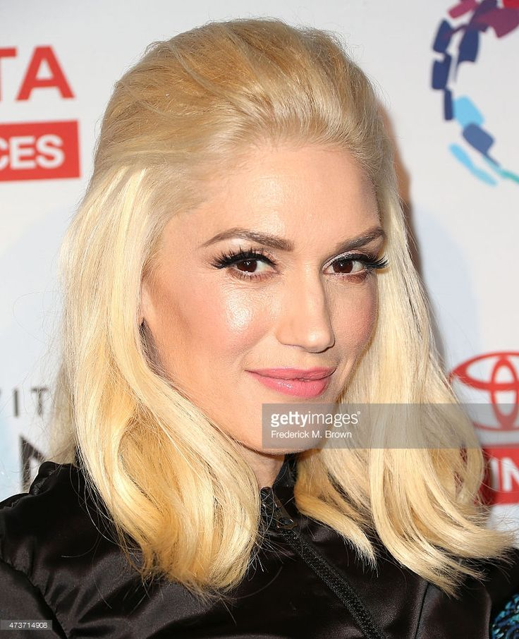 Singer Gwen Stefani attends An Evening with Women Benefiting the Los Angeles LGBT Center at the Hollywood Palladium on May 16, 2015 in Los Angeles, California.