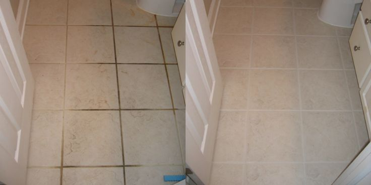 We use agitation method to bring out dust and contaminants from deep within the tiles and grouts.