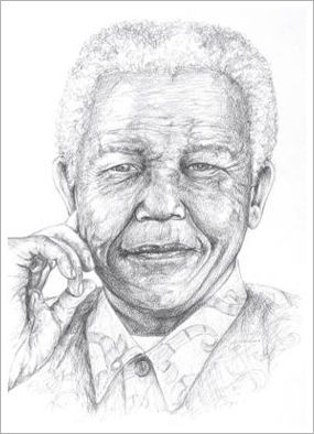 Flickr: Nelson Mandela artwork
