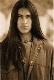 Native American men have a aura about them,like no other man! Proud, Noble, Strong & Beautiful. Rick Mora -Yaqui and Apache