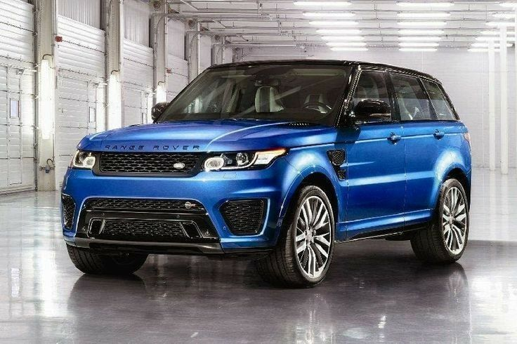2017 Blue Range Rover Range Rover Sport 2017 Land Rover Discovery Sport Range Rover Sport