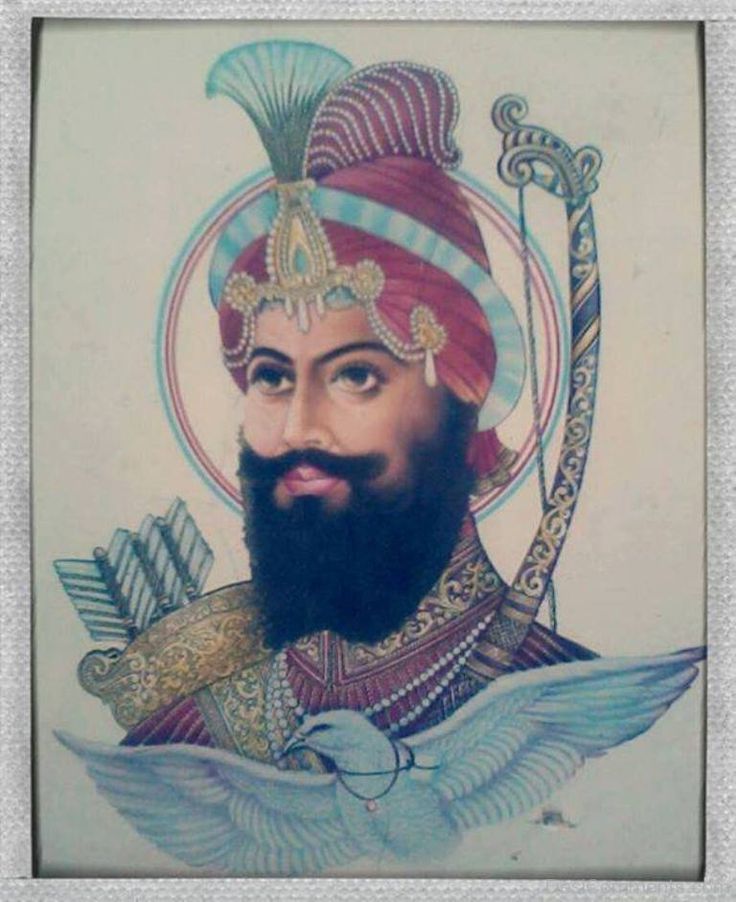 Image result for guru gobind singh ji