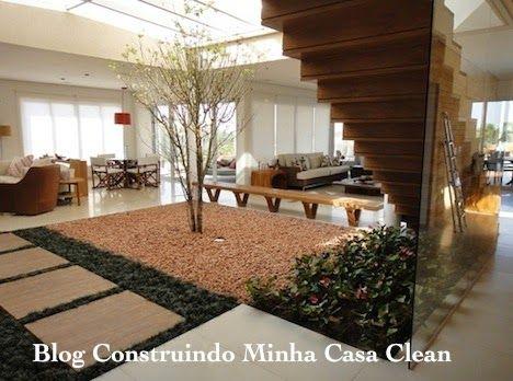 Top 10: Jardins de Inverno e Externos! Paisagismo Moderno!!!