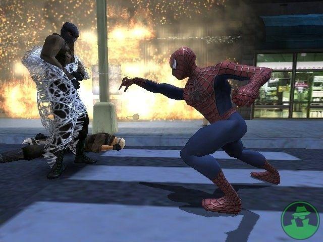 Spiderman 2 Screenshots
