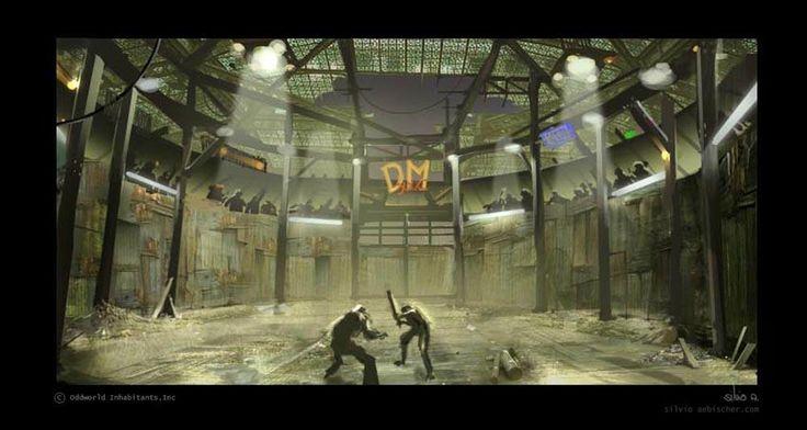Beta & Cancelled Oddworld Inhabitants Videogames - Unseen64