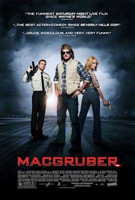 MacGruber - online 2010