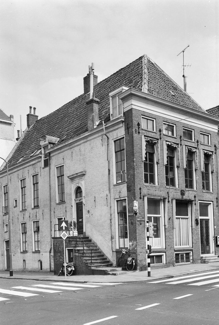 Turfsingel-Oude Ebbingestraat 91 Groningen 1966