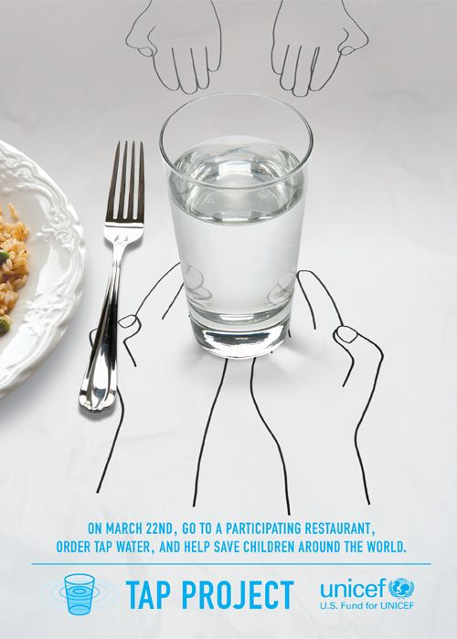 Tap Project ad campaign