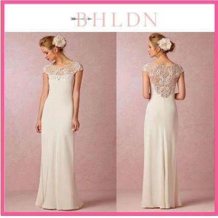 【日本未入荷】【BHLDN】★Avalon Gownウェディングドレス