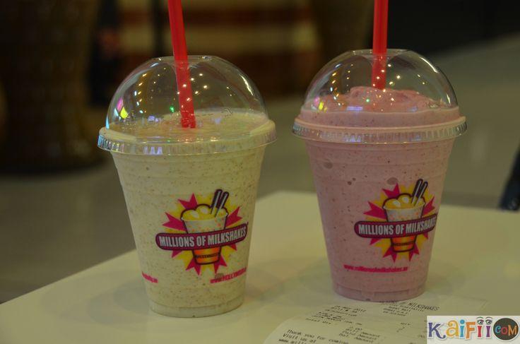 millions | Millions of Milkshakes ميلك شيك الملايين في دبي ...