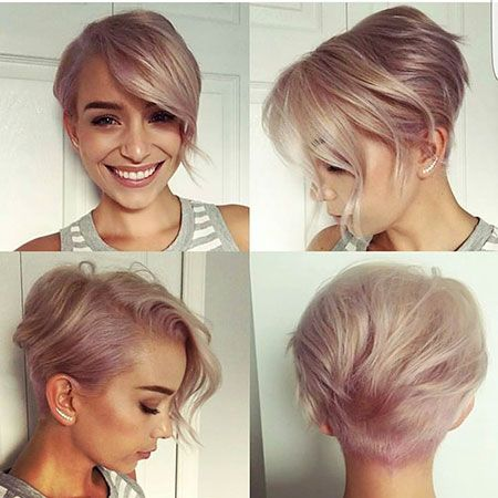 pretty easy hair styles pixie hair 10 handpicked ideas to discover in hair and 2963 | 82c99578092996d30fb498d393e2963a rose gold short hair pixie cuts rose gold hair blonde short
