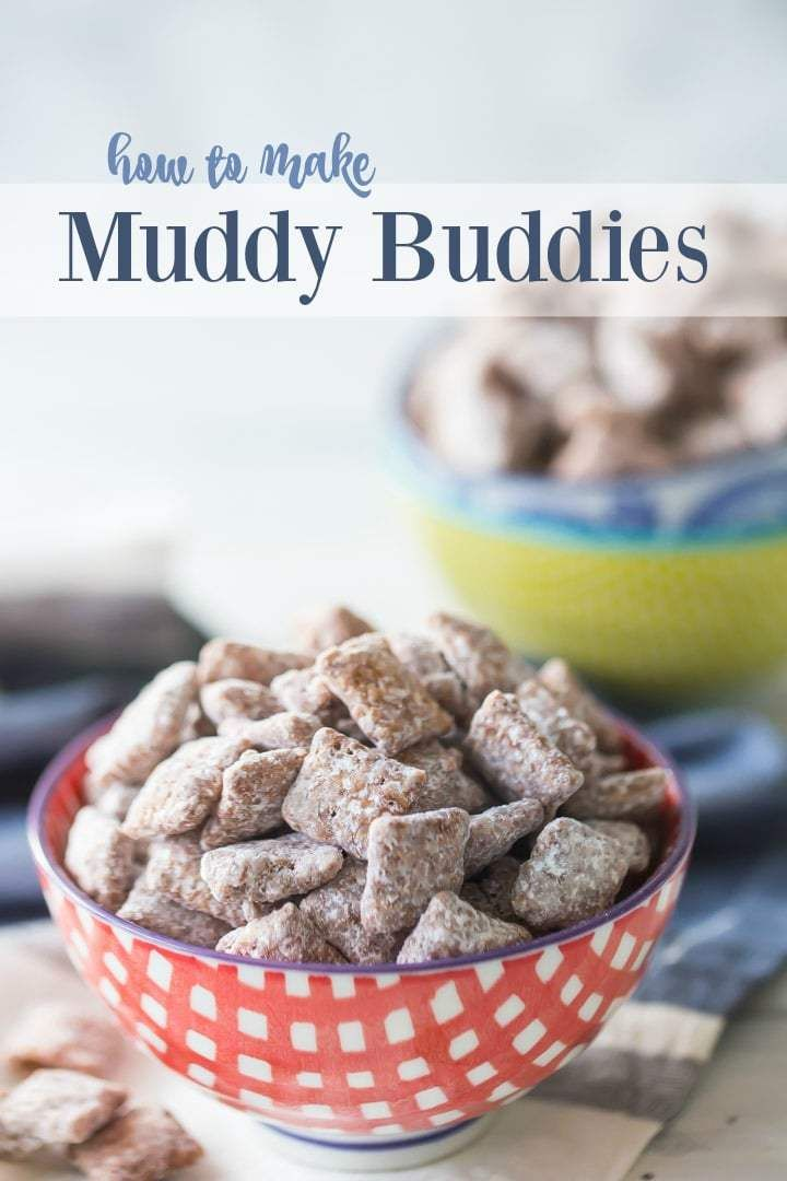 Christmas Puppy Chow Recipe Puppy Chow Christmas Christmas