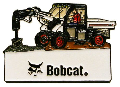 Bobcat Equipment Limited Edition Collector Pin Bobcat Toolcat | eBay